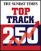 The Sunday Times Top Track Logo